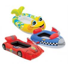 Купить в Минске Надувной плот детский Intex 59380 (лодка) Надувной плот детский Intex 59380 (лодка)