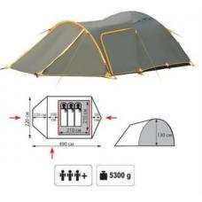 Купить в Минске Палатка туристическая Tramp Grot Палатка туристическая Tramp Grot