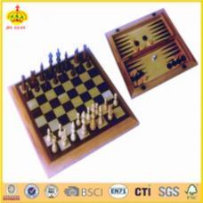 Набор 3 в 1 шахматы,нарды,шашки арт 8107