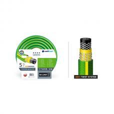 Купить в Минске Шланг поливочный Green ATS 1/2 дюйма  25 м Шланг поливочный Green ATS 1/2 дюйма  25 м