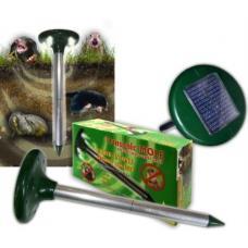 Купить в Минске Отпугиватель кротов на солнечной батарее Solar Rodent Repeller Отпугиватель кротов на солнечной батарее Solar Rodent Repeller
