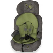 Купить в Минске Автокресло детское Bertoni Uno Beige Green Planet Автокресло детское Bertoni Uno Beige Green Planet