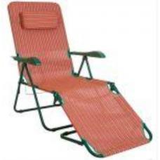 Кресло шезлонг складное Таити