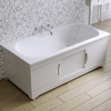 Купить в Минске Экран под ванну 1,5 м МДФ Monaco купе, белый Экран под ванну 1,5 м МДФ Monaco купе, белый